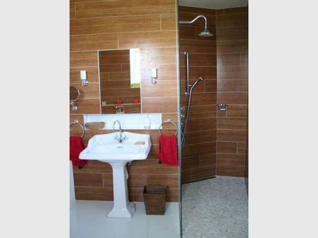 Douche - Arcade Studio - rénovation salle de bains
