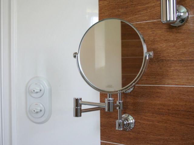 Détail - Arcade Studio - rénovation salle de bains