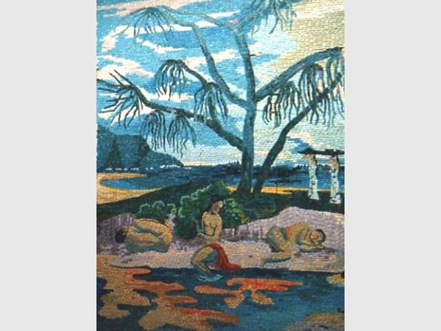 Mosaïque Gauguin