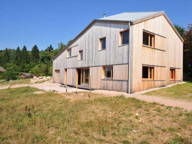 Maison et gîte rural basse énergie Liezey