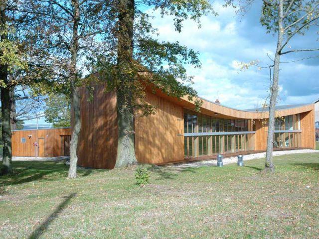 Salle socio-culturelle Gironcourt