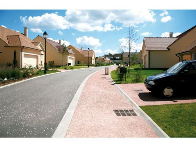 Village de maisons