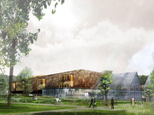 Bibliothèque universitaire de Marne-la-Vallée - Bibliothèque univeristaire de Mane-la-Vallée