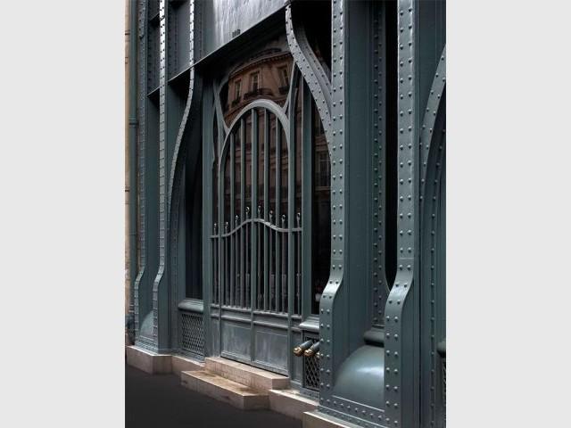 Porte cochère - rue Réaumur