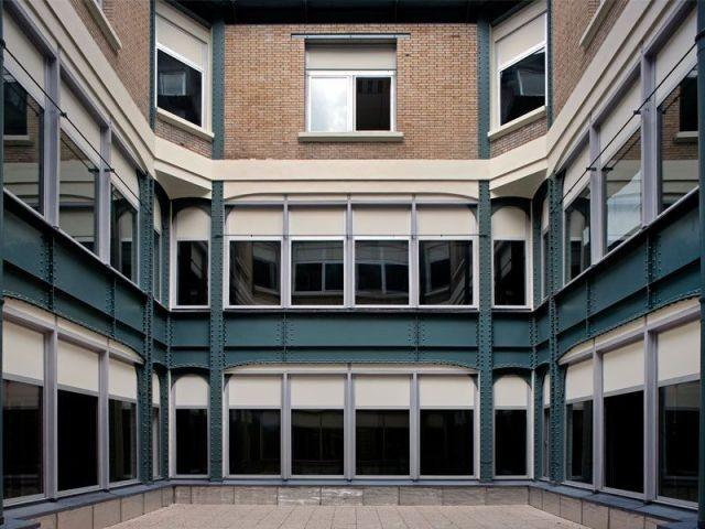 Cour intérieure - rue réaumur