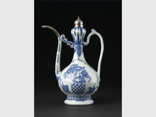 Théière - Galerie de céramique - Victoria & Albert Museum