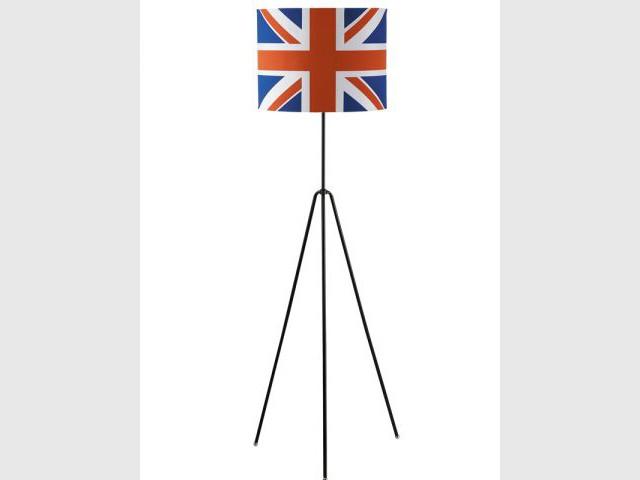 Lampadaire britannique