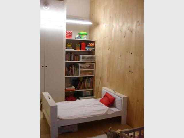 Chambre d'enfant - maison passive certifiée