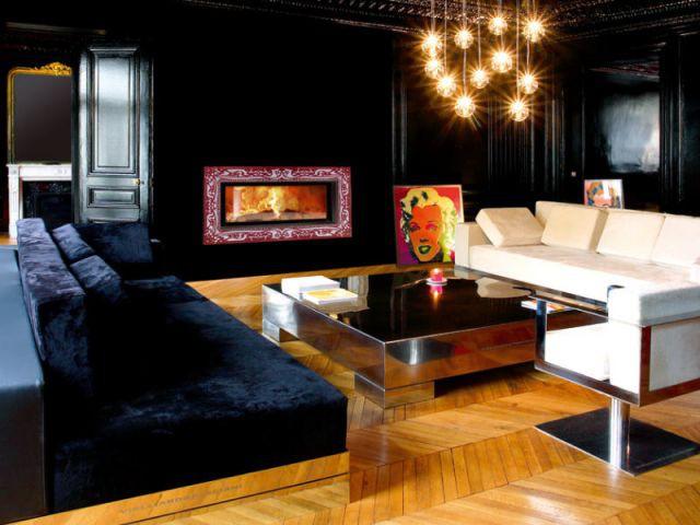 Art Déco - Fondis - cheminée