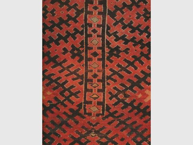 Tapis et Textiles de Méditerranée - Ed. du Chêne page 95