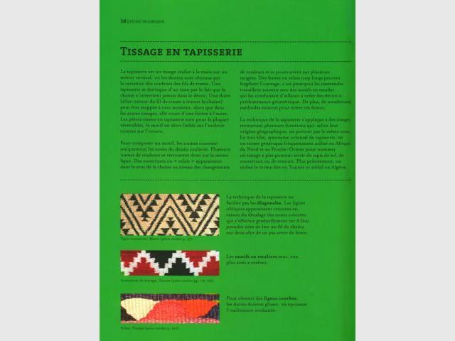 Tapis et Textiles de Méditerranée - Ed. du Chêne page 118