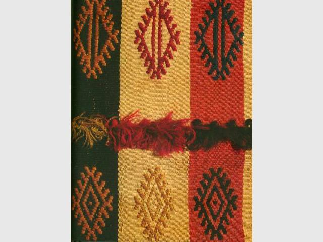 Tapis et Textiles de Méditerranée - Ed. du Chêne p 205