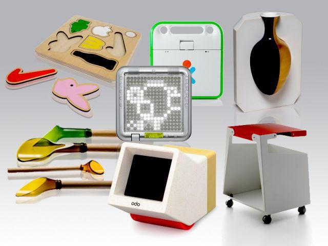 Montage objets design