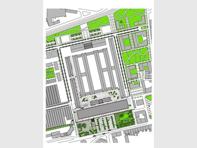 Projet - Cité du Design