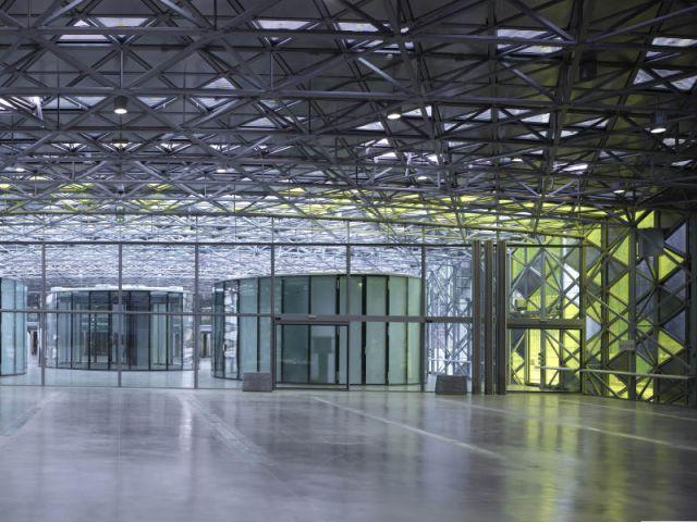 Cité du design - Platine