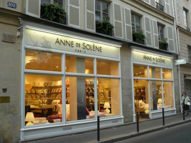 Boutique Anne de Solène