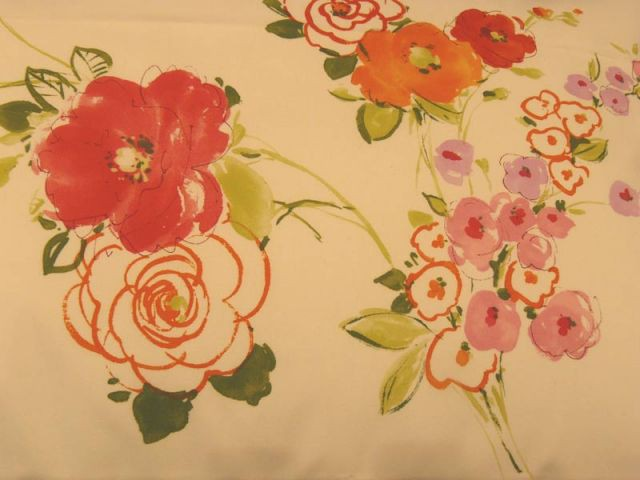 Des fleurs - Linge de maison Anne de Solène