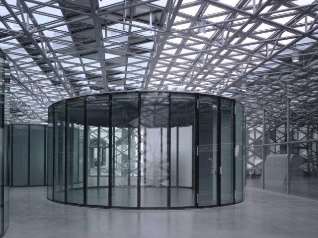 Platine - vue inétrieure - Cité du design