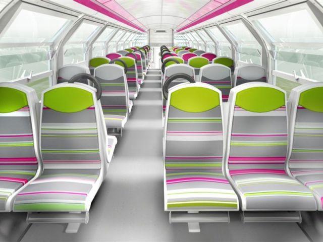 Gamme Horizon - Transilien SNCF