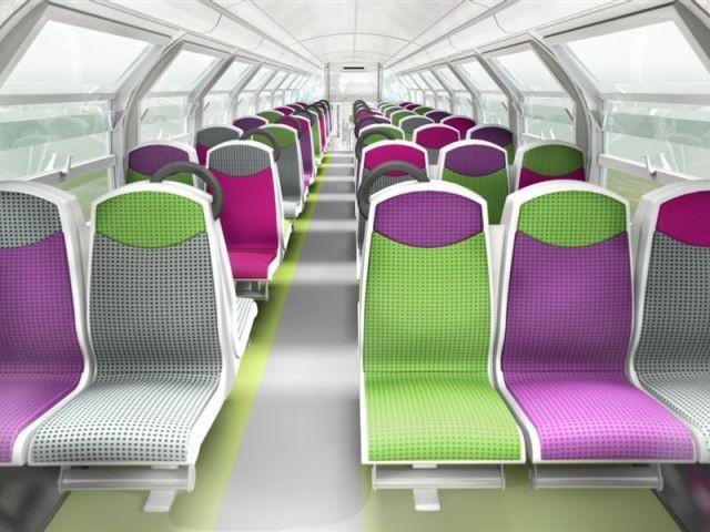 Gamme Variation - Transilien SNCF