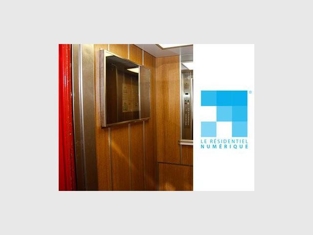 Le résidentiel numérique/ascenseur