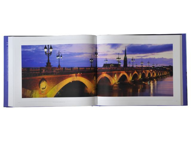Livre - Panoramas de France - Hervé Sentucq aux Editions Romain Pages
