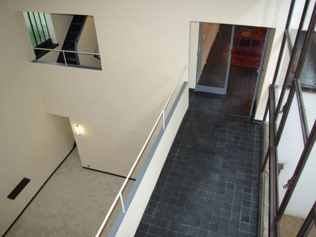 Hall d'entrée - Fondation Le Corbusier