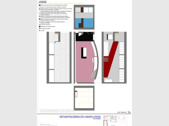Fondation Le Corbusier Villa La Roche