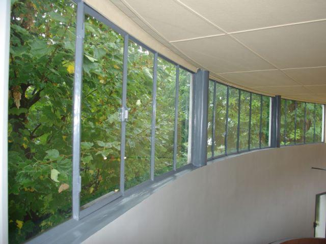 Détail façade - Villa La Roche - Le Corbusier