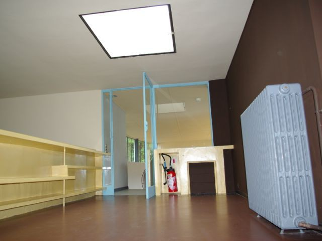 Bibliothèque restaurée - Villa La Roche - Le Corbusier