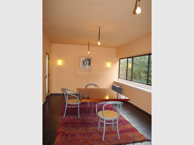 Salle à manger - Villa La Roche - Le Corbusier