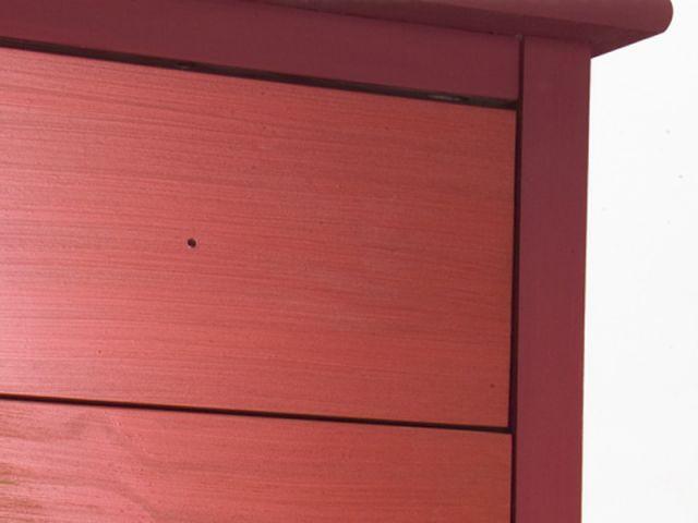 Les tiroirs - meuble customisé