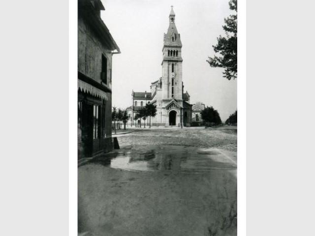 Alésia - Paris photographié au temps d'haussmann
