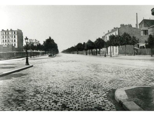 Arago - Paris photographié au temps d'haussmann
