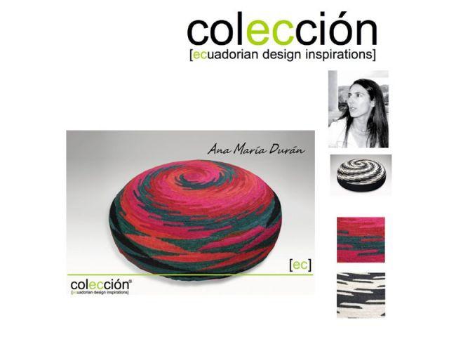Ana Maria Duran Calisto - Coleccion ecuadorian design inspirations