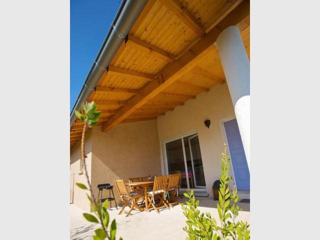 Construction bioclimatique - maison BBC bioclimatique
