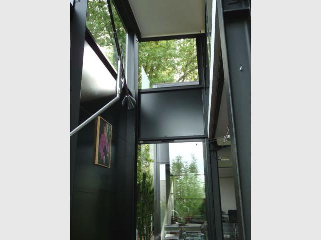 L'usage du verre - Maison d'architecte verre et métal