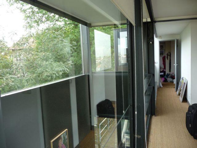 Isolation - Maison d'architecte verre et métal