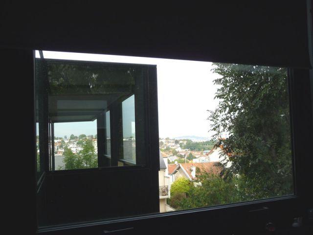 Volume - Maison d'architecte verre et métal
