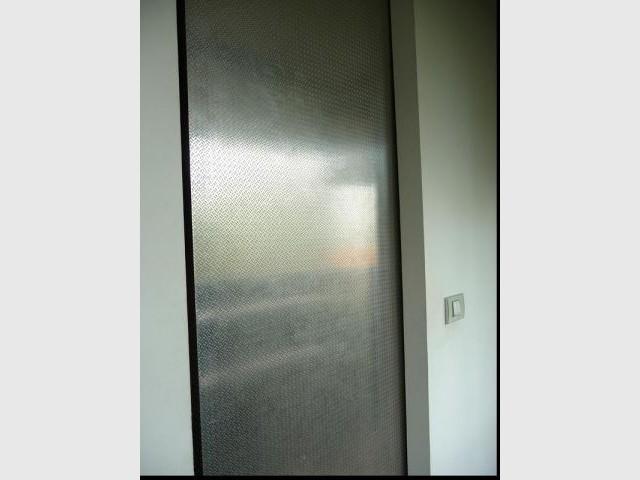 Aluminium - Maison d'architecte verre et métal