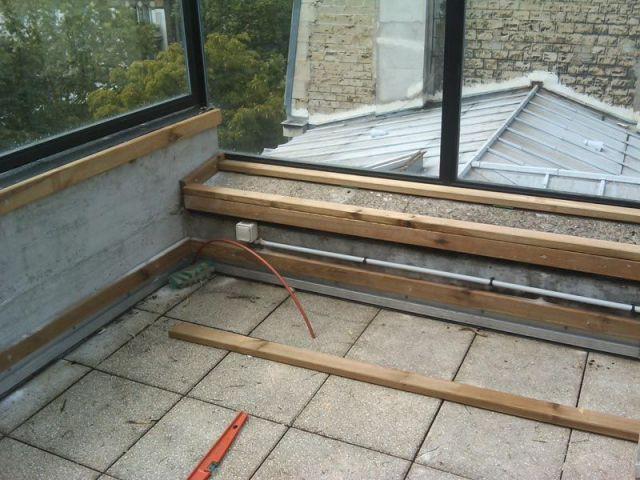 quand le bois sublime balcons et terrasses. Black Bedroom Furniture Sets. Home Design Ideas