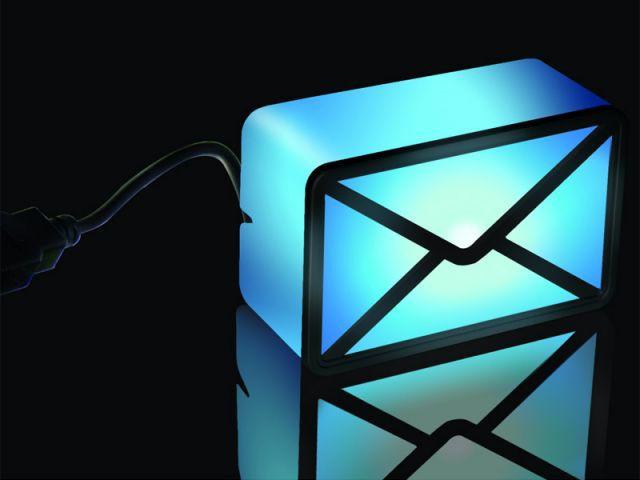 boite e-mails