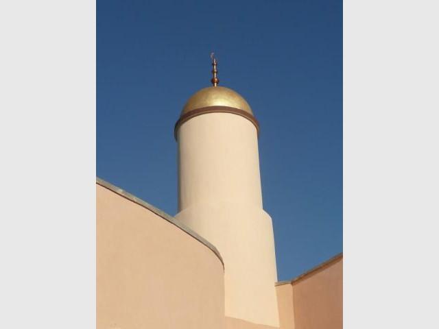 Minaret - mosquée