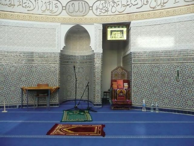 Autel - mosquée