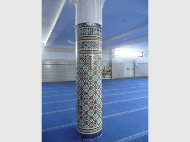 Pilier - mosquée