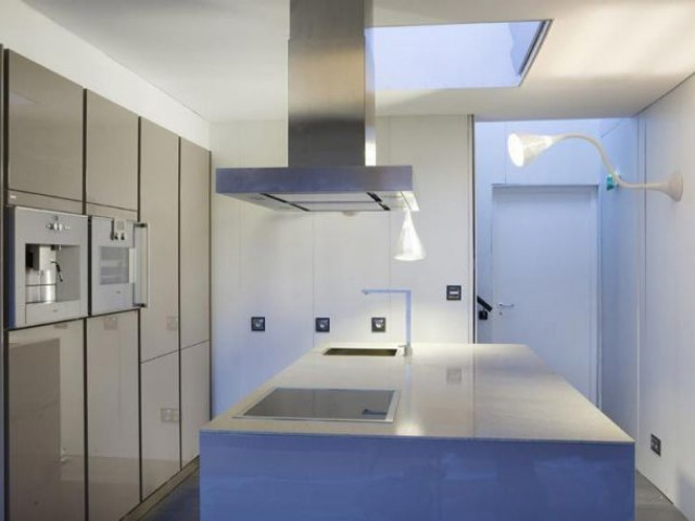 Cuisine - Maison énergie positive - be green
