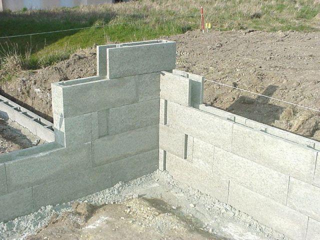 Mur béton