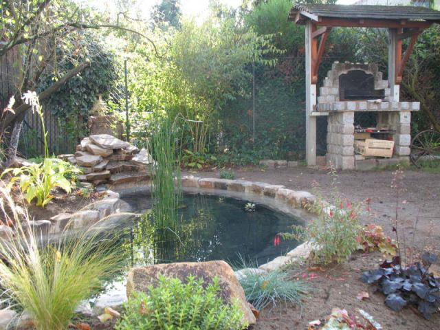 Harmonie - Bassin jardin