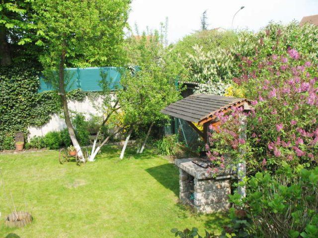 Terrain avant - Bassin jardin