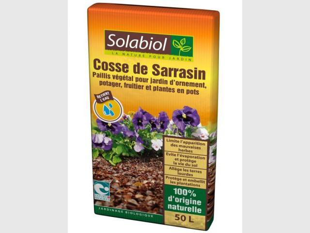Cosse de sarrasin - Prix éco-produit